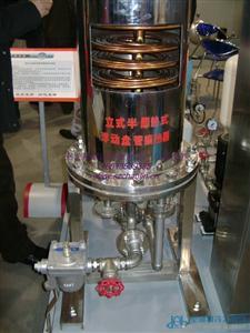 半即热式浮动盘管热交换器