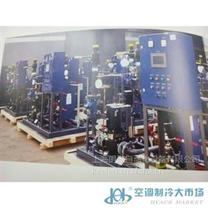 阿法拉伐高效节能板式换热机组
