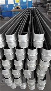 连续铝排管生成厂家