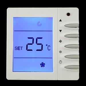 约克款温控器 中央空调温控开关 风机盘管温度控制器TM