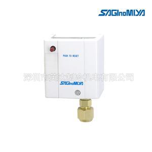 日本进口鹭宫压力控制器DNS-D304XM低压自动高压手动