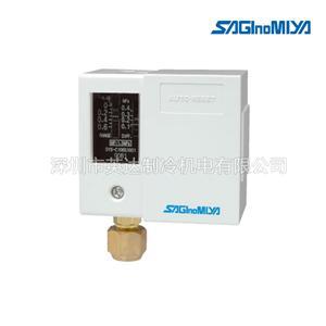 日本鹭宫手动复位型压力控制器SNS-C106XM2