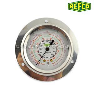瑞士威科R410A油压表高压