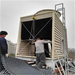 康明冷却塔填料更换北京