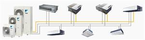 大金第5代VRV-N系列全效家用中央空调
