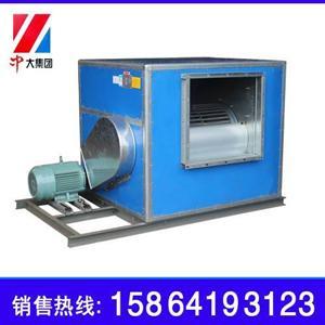 HTFC-II双速排烟柜式离心风机