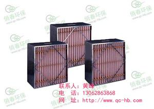 西安中效箱式空气过滤器、成都中效板式过滤网
