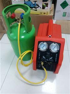 家电拆解专用冷媒回收机 qishanr QX-24A抽氟机