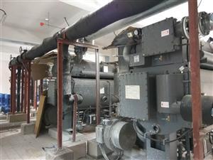 溴化锂空调机组维修