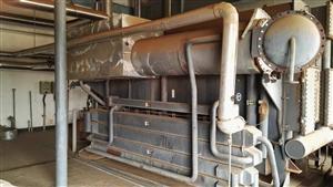 专业三洋溴化锂机组维修
