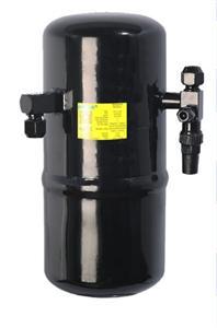立式储液器