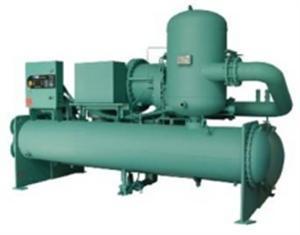 约克空调YR螺杆式水冷冷水机组
