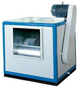 HTFC低噪声消防排烟柜式离心风机