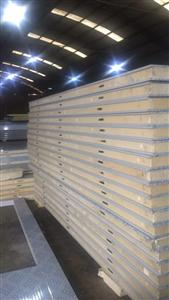 聚氨酯冷库板生产商