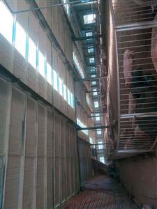 养猪厂厂房保温喷涂