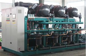 螺杆低温桶泵机组