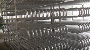 速冻搁架铝及排管
