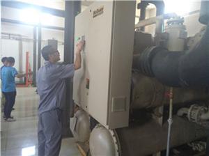 西安大型中央空调机组维修保养指定厂家