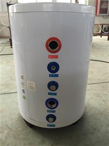 天津地源热泵节能缓冲水箱60L-500L缓冲罐搪瓷水箱