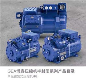 单极往复式压缩机HG