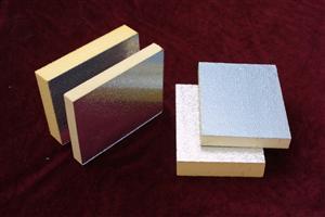 陕西西北彩钢复合酚醛泡沫保温风管板
