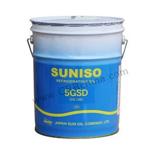 日本原装进口太阳5GSD冷冻油