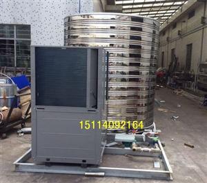 一体式DC3吨美的空气能热水器