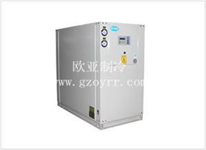 涡旋箱式水(地)源热泵机组
