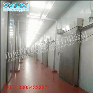 冷库设计安装 聚氨酯冷库板 聚氨酯冷库门生产厂家