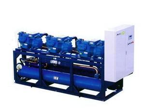 活塞式冷水机组