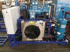 鲍斯螺杆水冷压缩机组