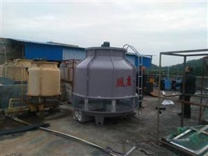 东莞塘厦冷却塔风度80T注塑机专用冷却水塔