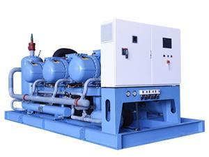 莱富康螺杆并联压缩机组_山西莱富康进口制冷设备