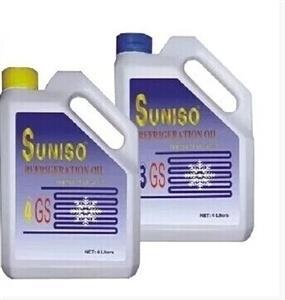 太阳牌矿物冷冻油 3GS 4GS 5GS 4L  空调压缩机油