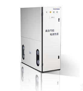 地源热泵热水(模块)机组