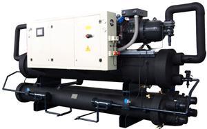 厢式水【地】源热泵机组