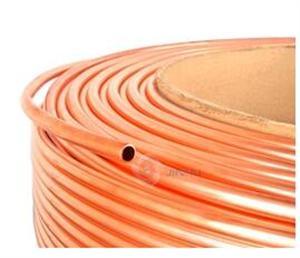 龙煜水平盘铜管