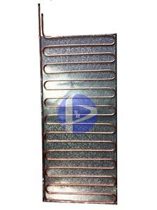 成都祥龙展示柜蒸发器920MM×415MM压花 全铜40片/张