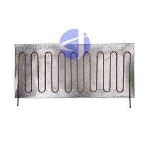 压花铝960MM×440MM冰柜蒸发器 全铜40片/张