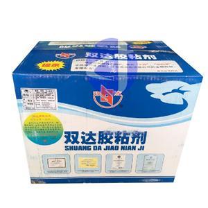 双达复合风管泡沫通用胶4038型 1.65kg毛重 6桶/箱