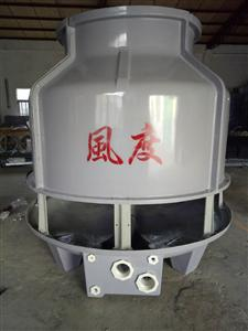 板材水淬改造配套冷却塔风度80T冷水塔