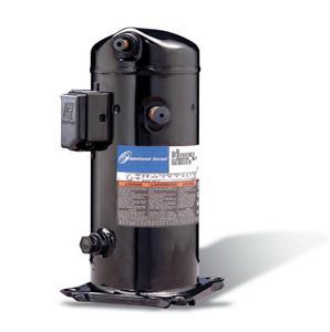 艾默生室外型涡旋冷凝机组用制冷压缩机ZX30KCE-TFD-52
