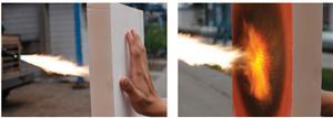 福建双面铝箔酚醛复合风管 防火 吸水率低