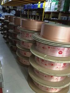 铜管及制冷材料