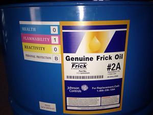 约克工业冷冻油Frick#11(333Q0000851)55加仑/桶