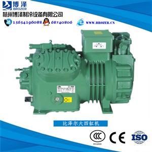 比泽尔25P杭州25匹高温半封闭压缩机大四缸4VG-25.2
