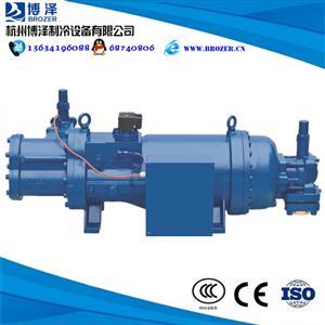 莱福康RFC冷冻螺杆压缩机 冷冻低温螺杆压缩机SLD50