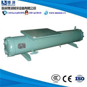 壳管式冷凝器/水冷冷凝器端盖/冷库空调专用水炮3P -11