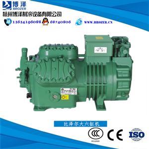 杭州比泽尔压缩机6WD-30.2低温冷库制冷设备