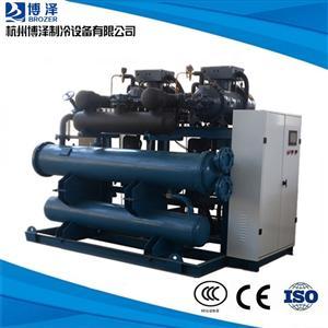 正宗汉钟螺杆制冷压缩机组 并联机组HLGF2-80L 质量可